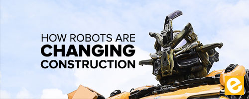 Robots in Construction Industry