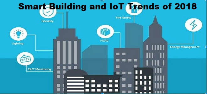 Smart Buildings and IoT Trends of 2018