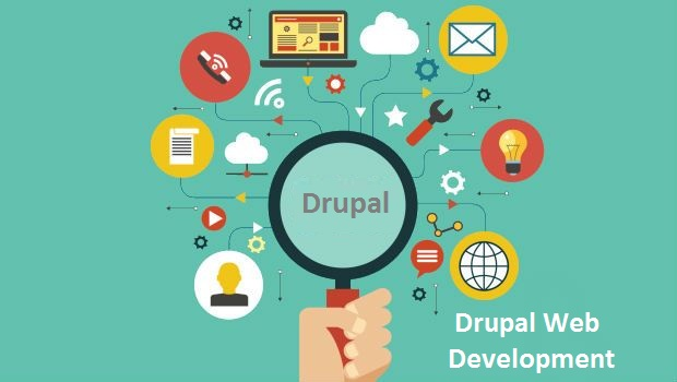Drupal Web Development in Dubai
