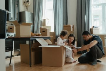 home free of clutter